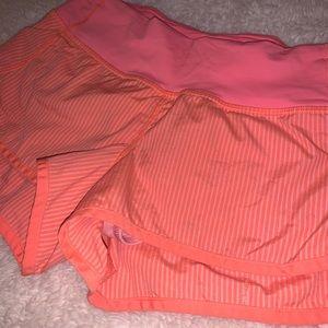 Lululemon size 2 shorts!